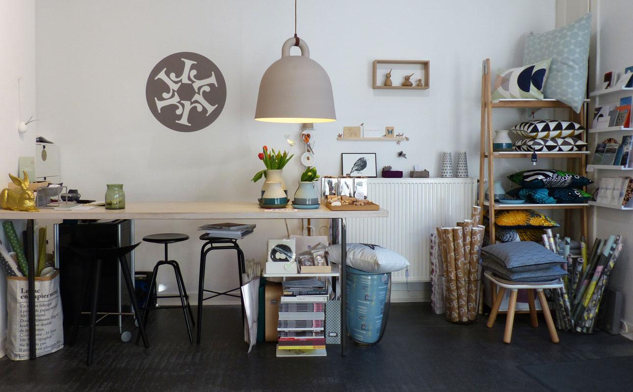 Romy Ries Conceptstore Karlsruhe